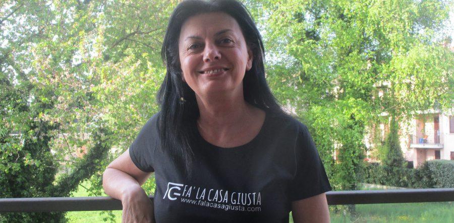 CHI SONO: architetto rina agostino