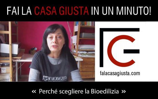 Perché scegliere la bioedilizia